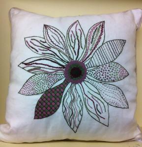 Crewel Flower